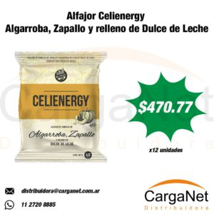 alfajor celienergy